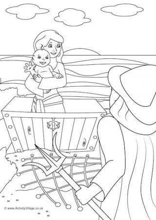 Perseus coloring #20, Download drawings
