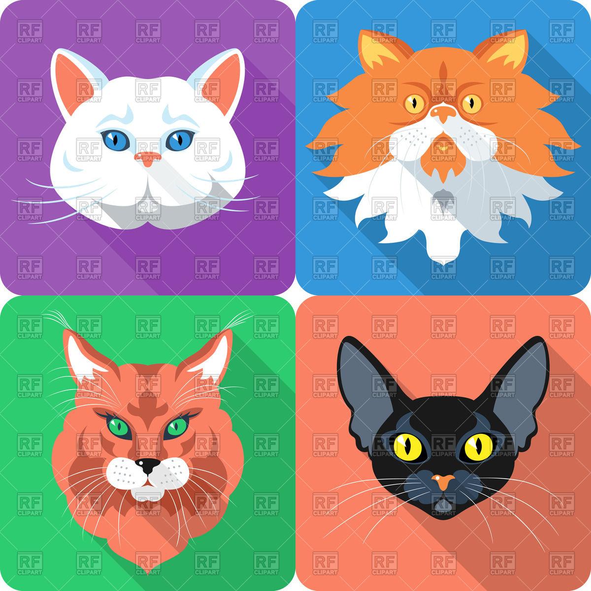 Persian Cat clipart #20, Download drawings