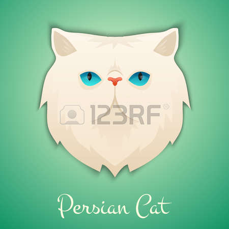 Persian Cat clipart #9, Download drawings