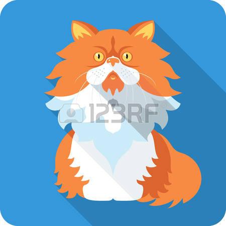 Persian Cat clipart #10, Download drawings
