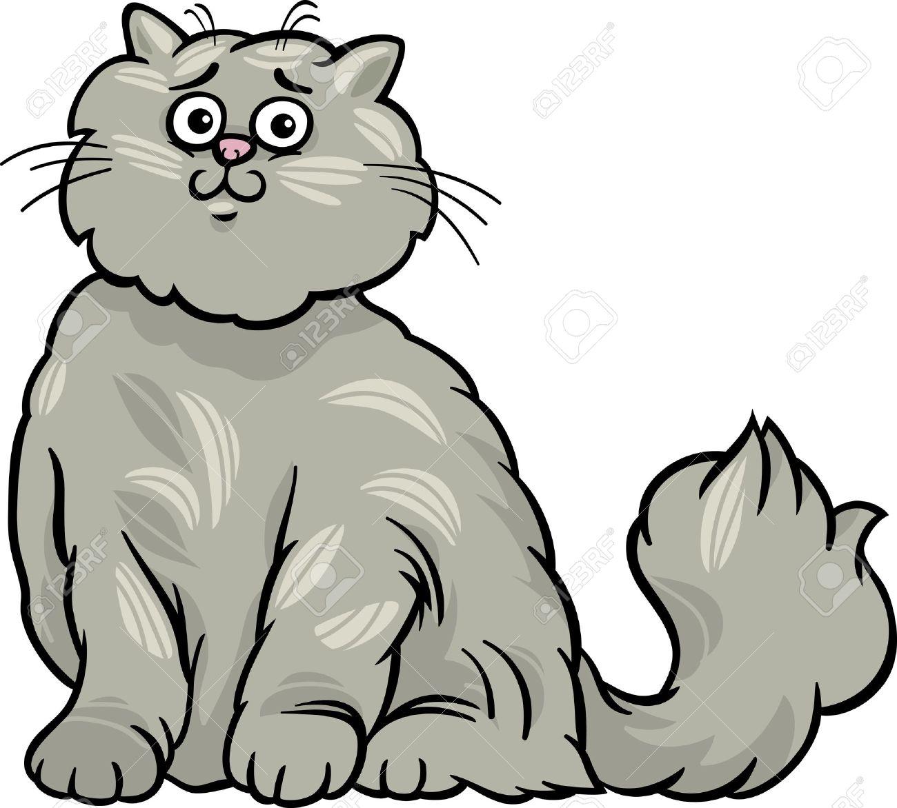 Persian Cat clipart #11, Download drawings
