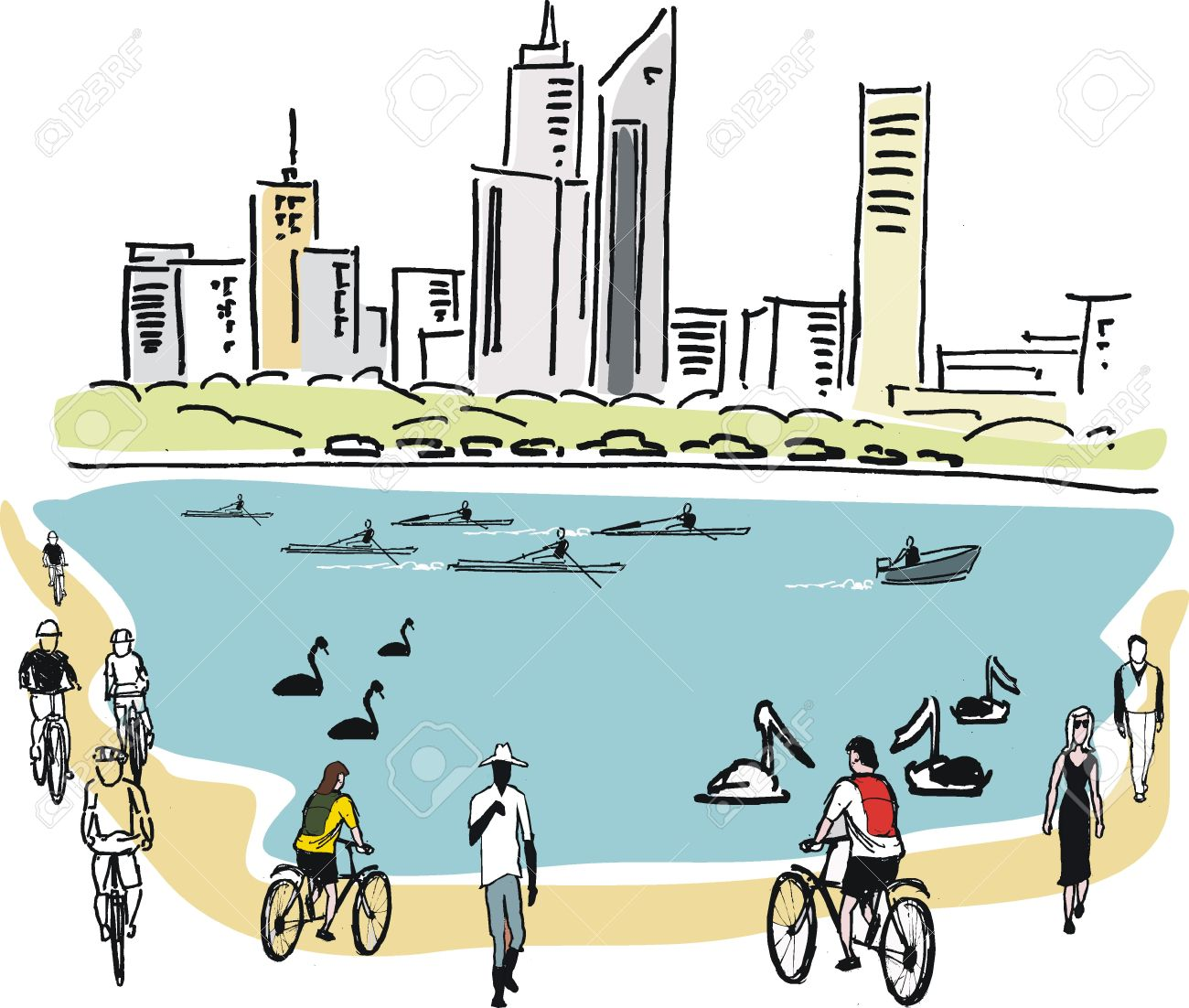Perth clipart #17, Download drawings