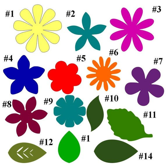 Petal svg #14, Download drawings