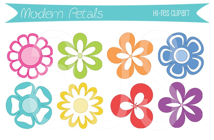 Petals clipart #4, Download drawings