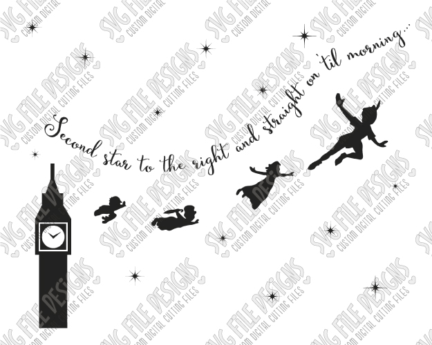 peter pan svg #1048, Download drawings