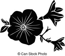 Petunia clipart #9, Download drawings