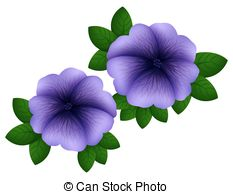 Petunia clipart #6, Download drawings