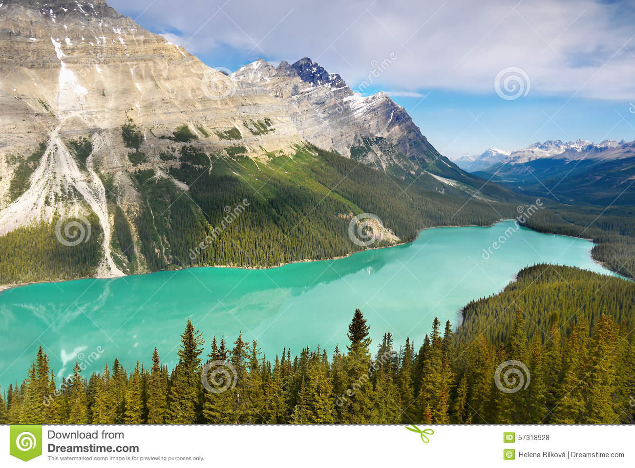 Peyto Lake clipart #13, Download drawings