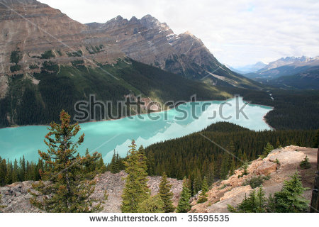 Peyto Lake clipart #5, Download drawings