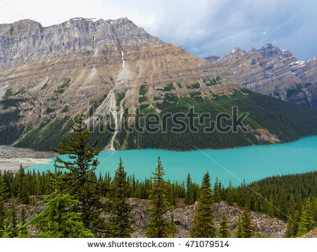 Peyto Lake clipart #3, Download drawings
