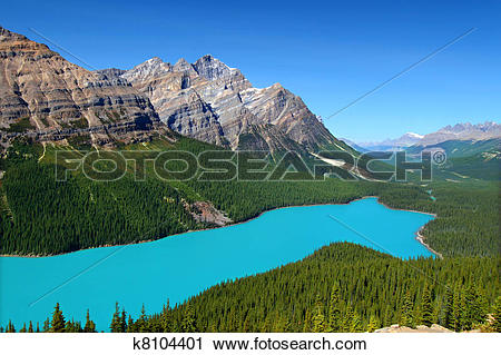 Peyto Lake clipart #19, Download drawings