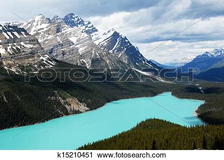 Peyto Lake clipart #15, Download drawings