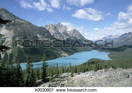 Peyto Lake clipart #12, Download drawings