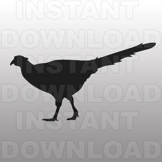 Pheasant svg #17, Download drawings