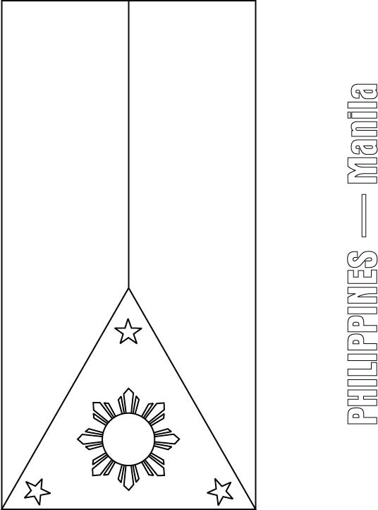 Phillipines coloring download phillipines coloring for Filipino coloring pages