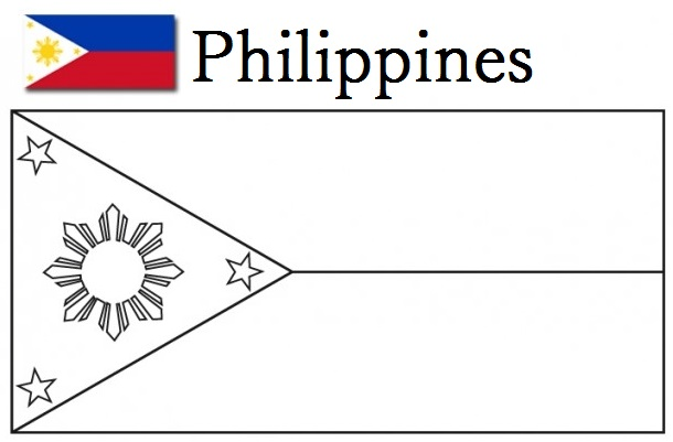 Philippines coloring, Download Philippines coloring for ...