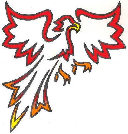 Phoenix clipart #7, Download drawings