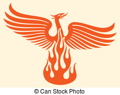 Phoenix clipart #4, Download drawings