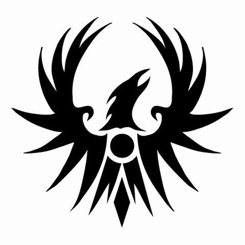 Phoenix clipart #1, Download drawings