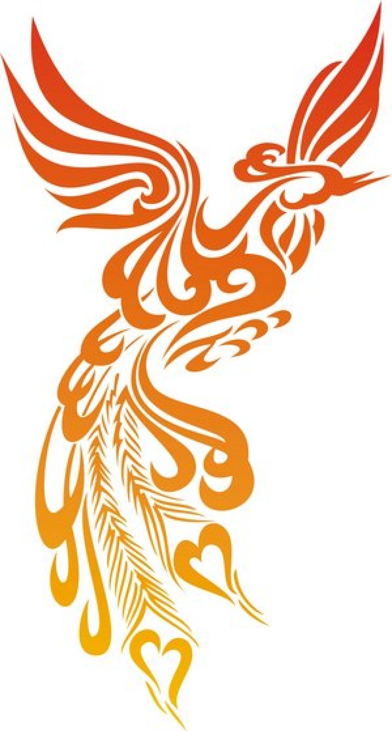 Phoenix clipart #15, Download drawings