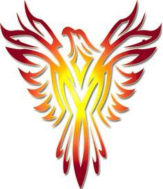 Phoenix clipart #14, Download drawings