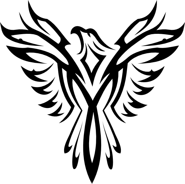 Phoenix svg #14, Download drawings