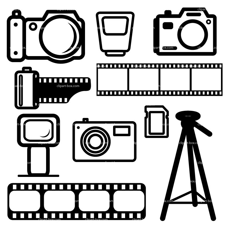 Photography clipart #11, Download drawings