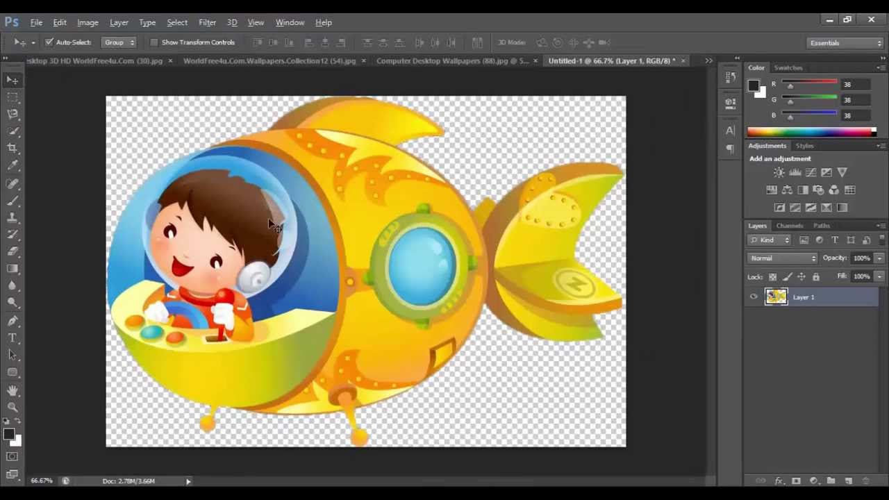 Photoshop clipart #19, Download drawings