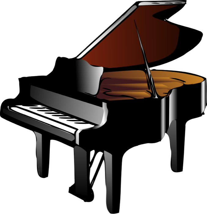 Piano clipart #20, Download drawings
