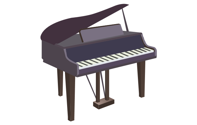 Piano clipart #12, Download drawings