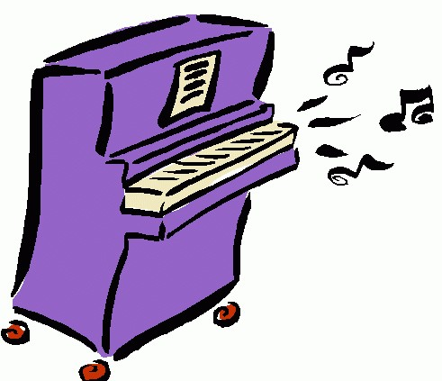 Piano clipart #2, Download drawings