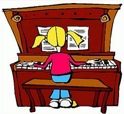 Piano clipart #5, Download drawings