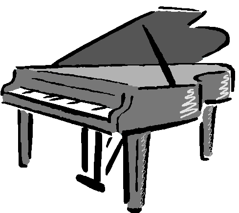Piano clipart #16, Download drawings