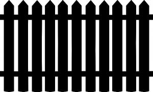Picket Fence clipart #1, Download drawings