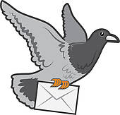 Pidgeons clipart #6, Download drawings