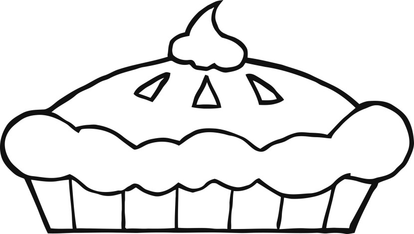 Pie clipart #3, Download drawings