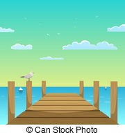 Pier clipart #19, Download drawings