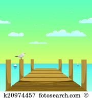 Pier clipart #6, Download drawings