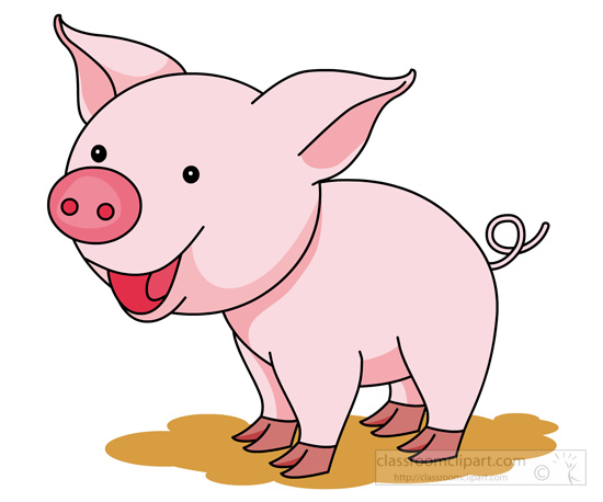 Pig clipart #19, Download drawings