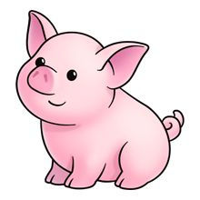 Pig clipart #11, Download drawings