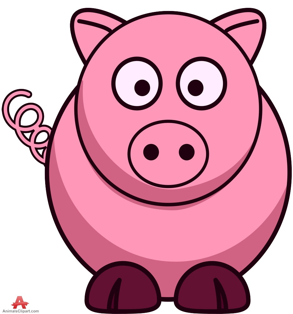 Pig clipart #3, Download drawings