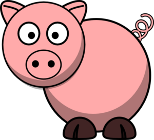 Pig clipart #9, Download drawings