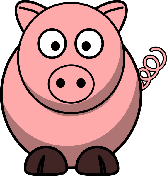 Pig clipart #5, Download drawings
