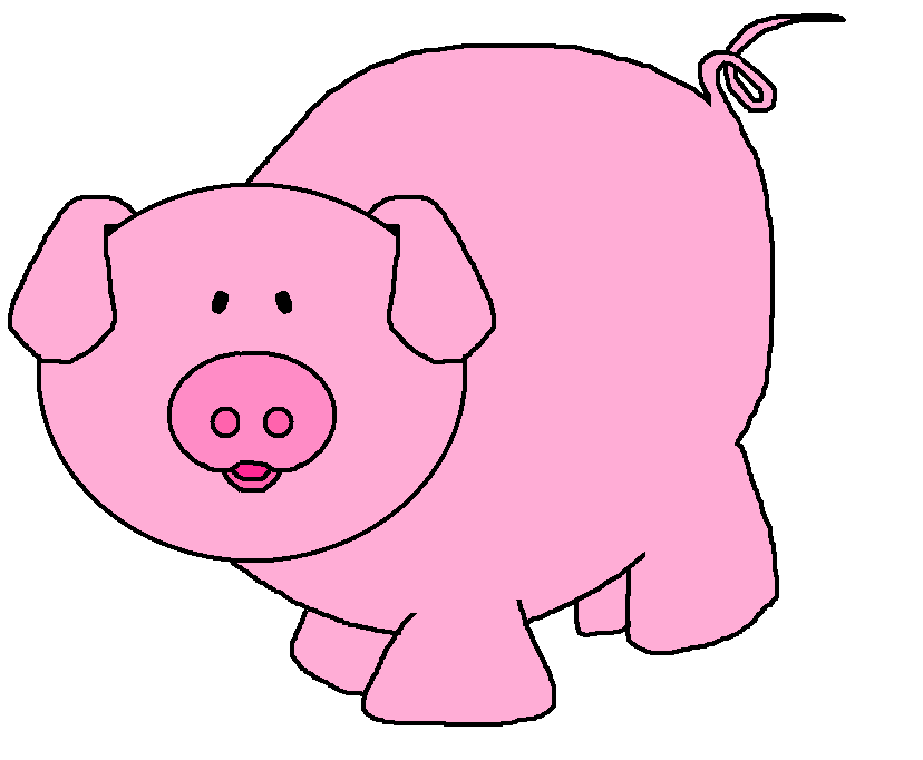 Pig clipart #16, Download drawings