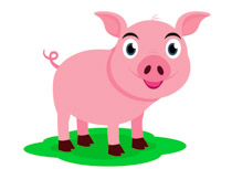 Pig clipart #17, Download drawings
