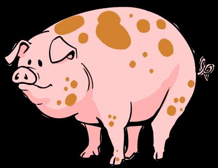 Pig svg #5, Download drawings