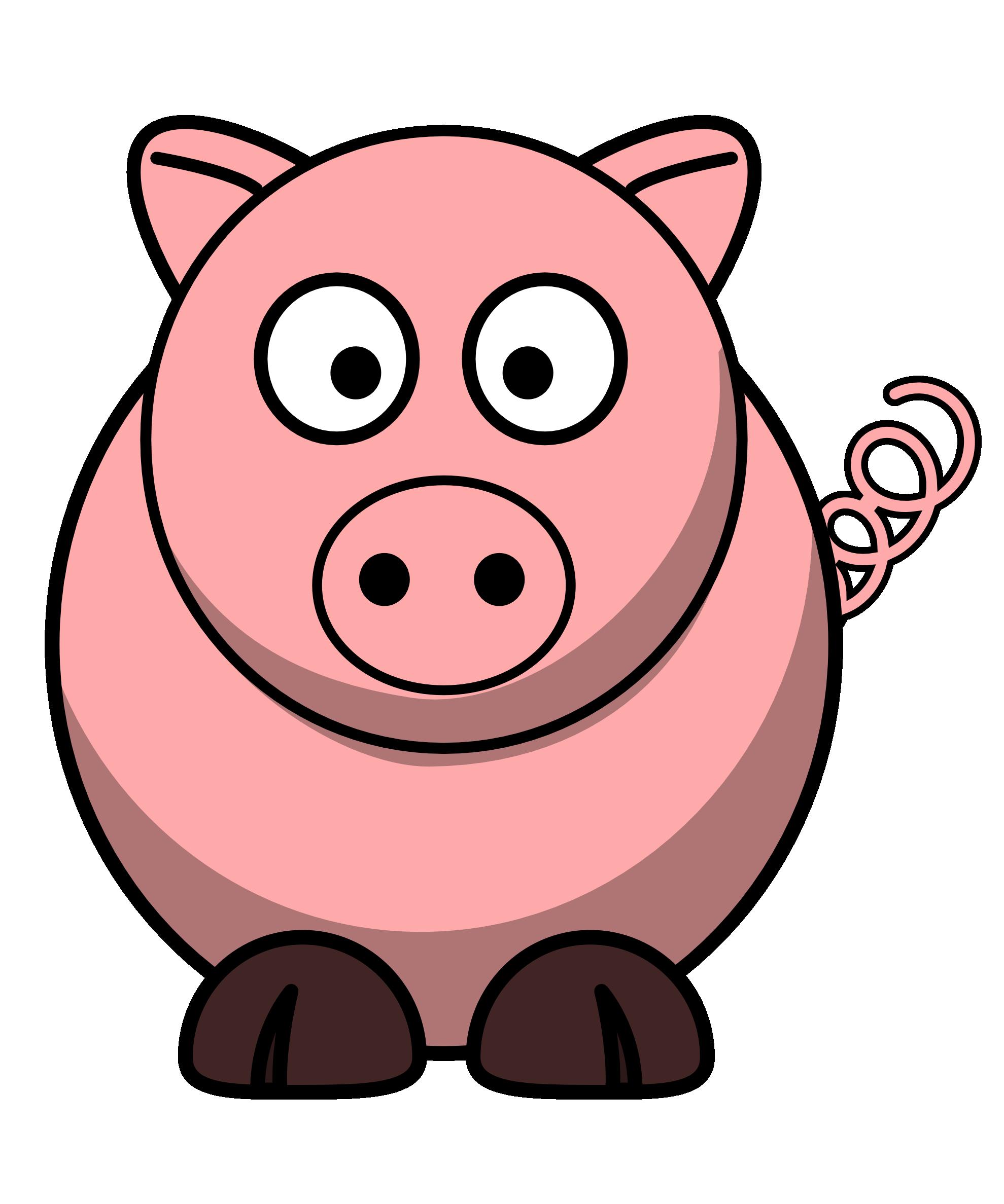 Pig svg #9, Download drawings