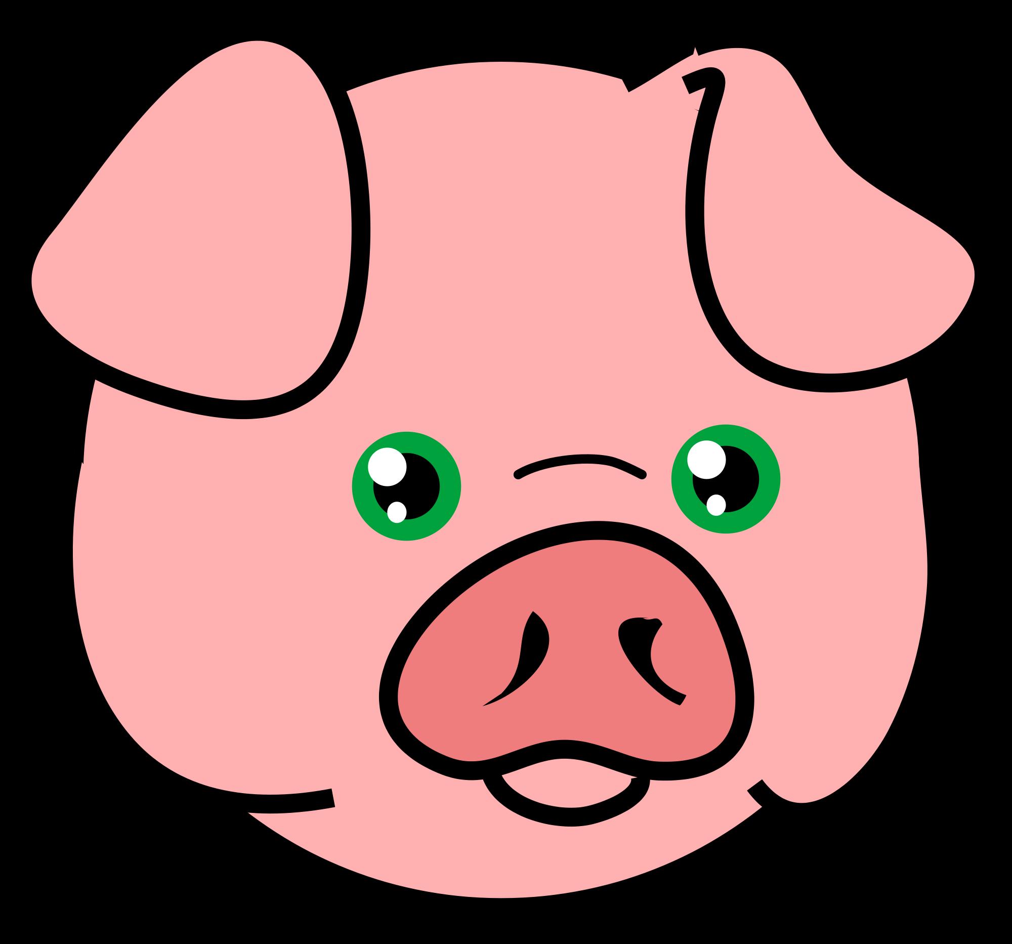 Pig svg #11, Download drawings