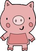 Pig svg #4, Download drawings