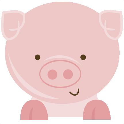 Pig svg #8, Download drawings